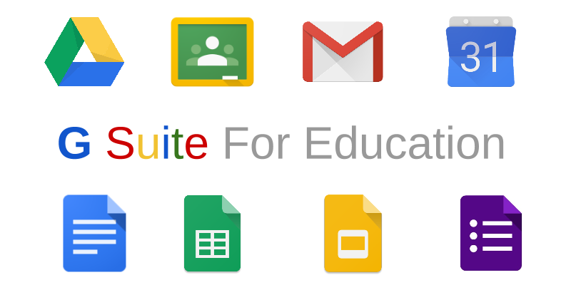 Image result for g suite for education